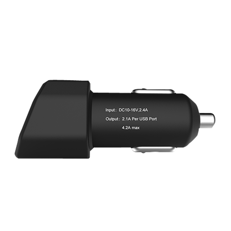 20W-Dual Ports QC3.0 Quick Car Charger