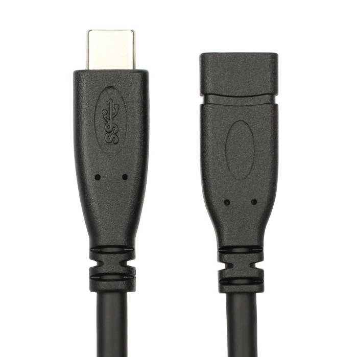 USB 3.1 Type-C male to USB Type-C female Cable
